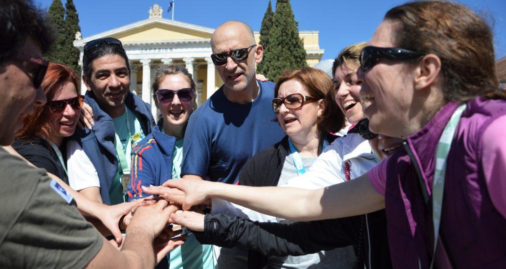 Συμμετοχή των XOE-Runners στον 8o Ημιμαραθώνιο της Αθήνας.