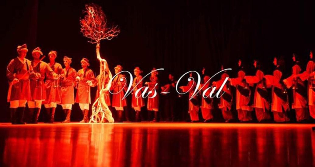 """Συμμετοχή στην παράσταση """"Στου χρόνου τα γυρίσματα..."""", στο Δημοτικό Θέατρο Κορίνθου."""