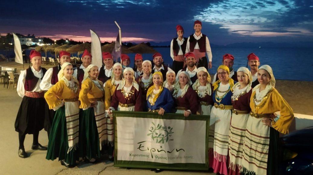 """6ο Φεστιβάλ Παραδοσιακών Χορών """"Παυλοπέτρια"""""""